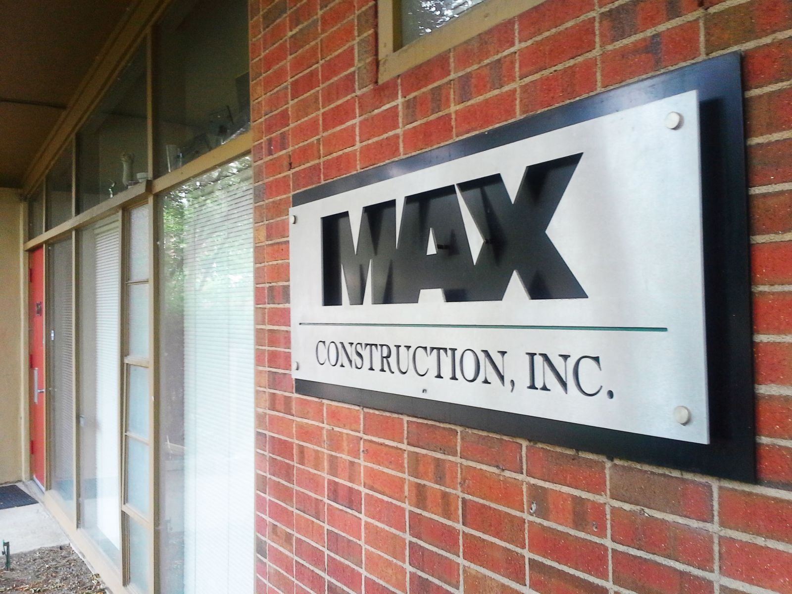 MAX Construction, Inc. Building