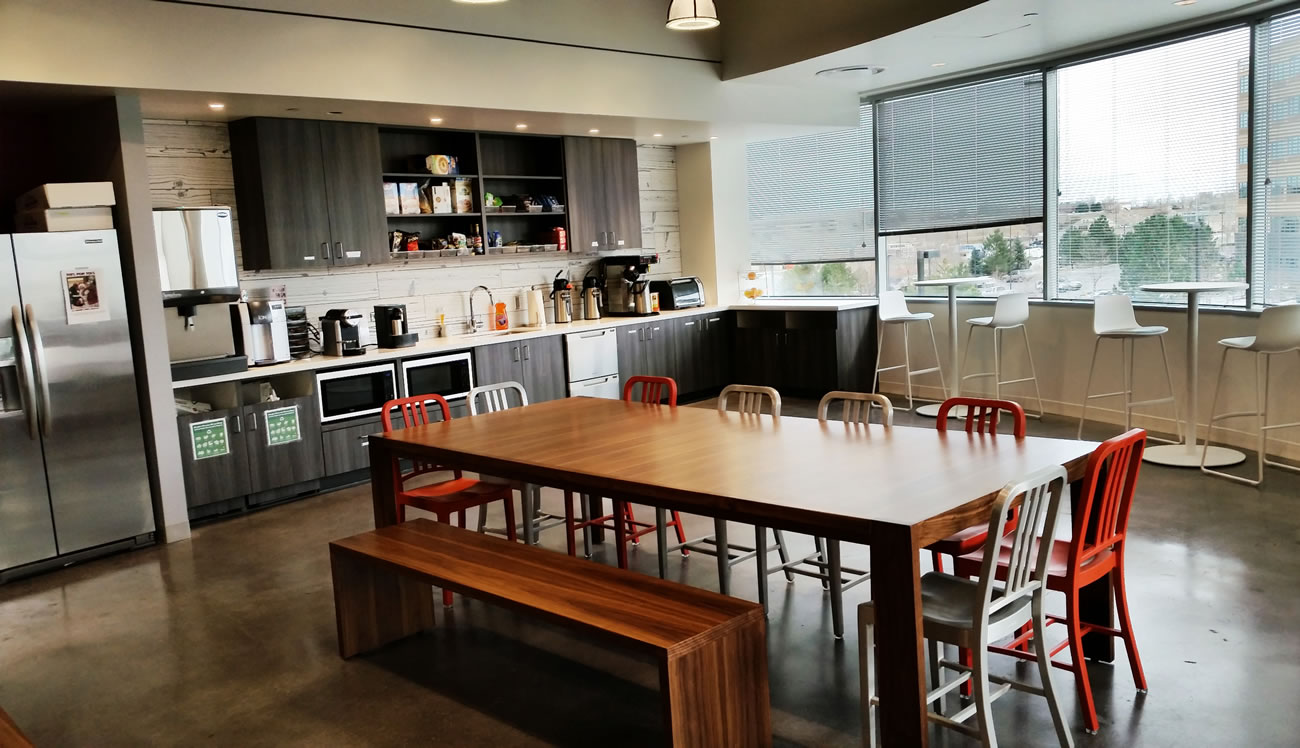 VMware Kitchen Broomfield Colorado