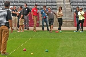 2014 CoreNet Bocce Ball Bash