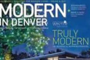 Acquilano Leslie Office, Featured in Modern in Denver Magazine