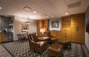 Caerus Oil and Gas Executive Suite Commercial Construction Denver Colorado