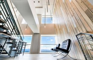 Extraction Oil and GasStairs Chairs and Lighting Denver Colorado