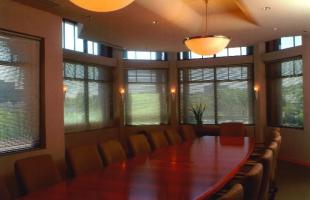 Hutchinson Black and Cook Conference Room Commercial Construction Boulder Colorado