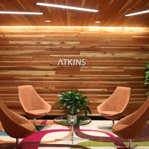 Atkins North America Lobby Denver Colorado