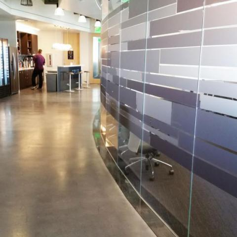 VMware Hallway by Conference Room Broomfield Colorado